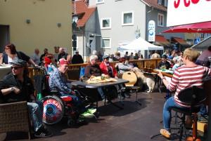 Bild 02.05.2016 – Tanner Diakonie präsent am Tanner Maimarkt