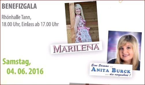 Bild 11.05.2016 – BENEFIZGALA am 04.06.2016 – Karten ab sofort erhältlich!