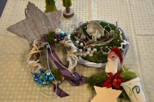 Bild Basteln im Advent