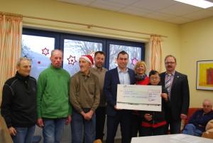 Bild 16.12.2015 – Spenden statt Schenken