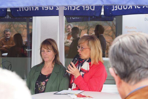 Bild 16.04.2018 Stützpunkt Ambulant Begleitetes Wohnen neu eröffnet!