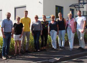 Bild 21.09.2018 – Die Konrad Adenauer Stiftung zu Gast bei der Tanner Diakonie